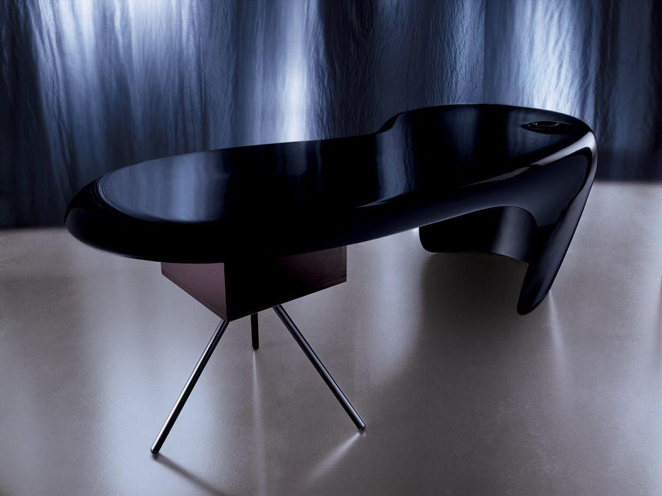 Designové Stoly UNO Černé
