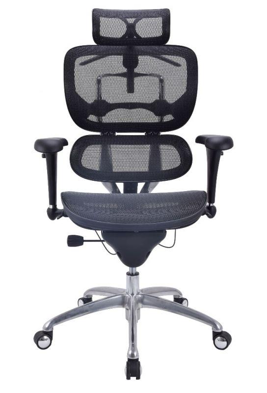 Manažerská Židle ALS Standart v Černé Síťovině