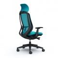 Židle SYLPHY Černý rám