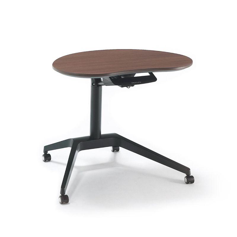 Stůl OKAMURA RISEFIT s Černou nohou