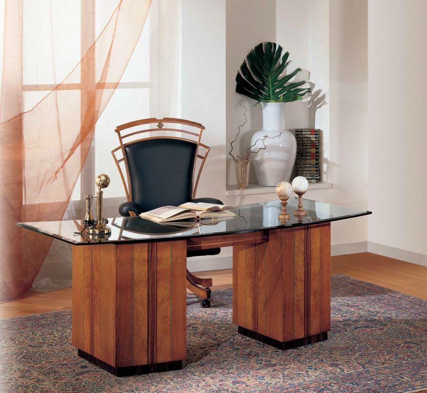 Klasický Stylový Dřevěný Stůl C400