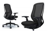 Židle OKAMURA SYLPHY Černý Kříž Černá