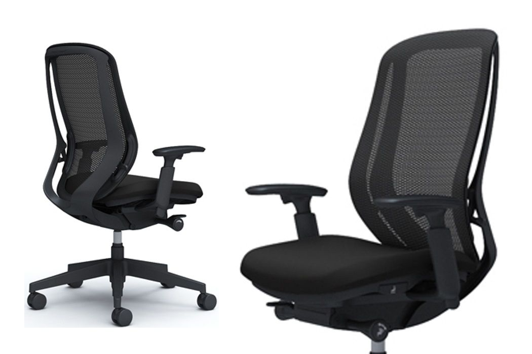 Ergonomické Kancelářské Židle OKAMURA SYLPHY