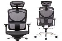 Ergonomická Židle ZERO Černá