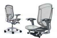 Židle Okamura Contessa 2 Šedá kostra Světle šedá