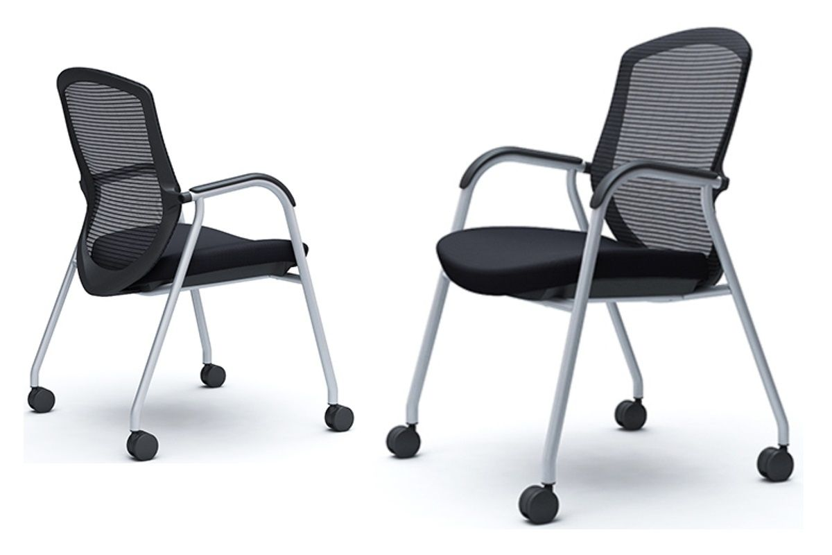 CONTESSA Guest Visitors Office Chairs