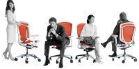 Kancelářské Židle OKAMURA CONTESSA Seconda