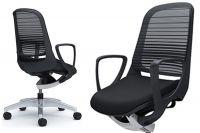 Židle OKAMURA LUCE Černá