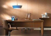 L200 Světle Hnědý Kožený Psaci Stůl
