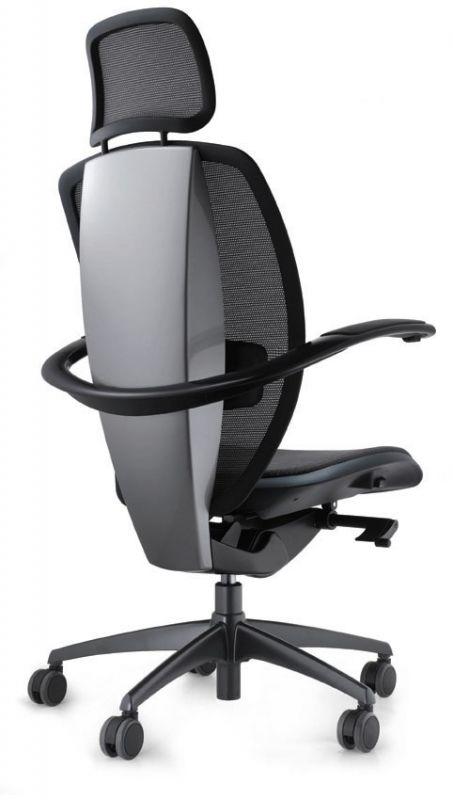 Kancelářská Židle XTEN Šedá Metalíza