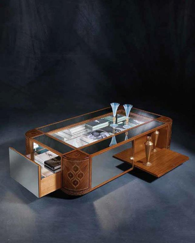 Klasický Konferenční stolek C301