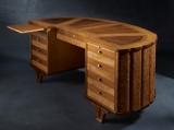 Stylový Psací Stůl z Masivu C300