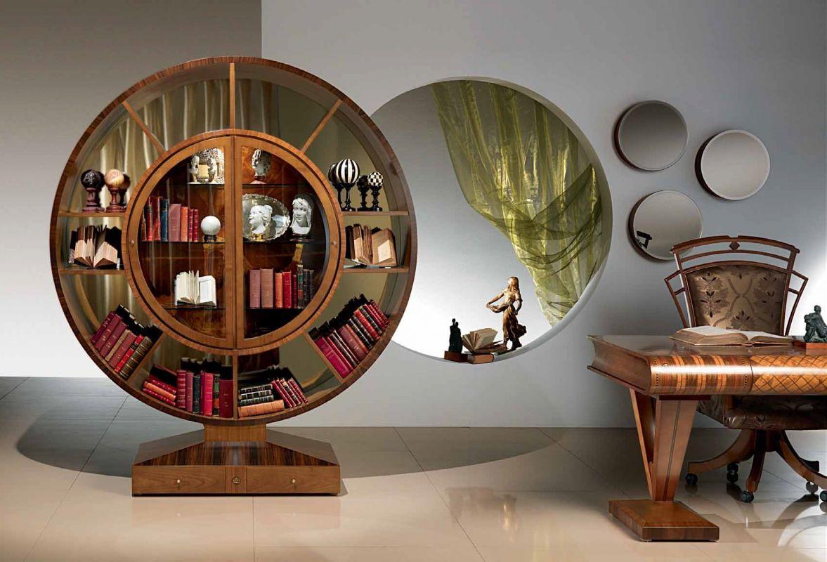 Designové Moderní Knihovny FESTA