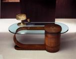 Klasický Stůl ZEBRANO