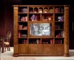 Stylová Knihovna ZEBRANO